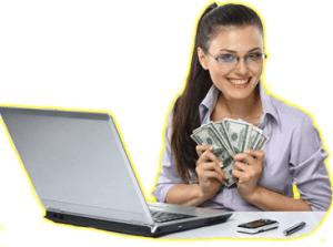 Сервис по выдаче срочных кредитов работает круглосуточно